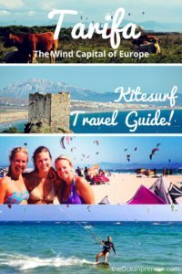 Complete guide on Kitesurf trip to Tarifa Spain
