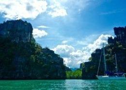 Hitch-sailing in Langkawi Malaysia
