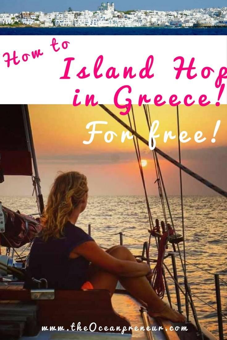 Sailing in Greece: island-hopping the adventurous way