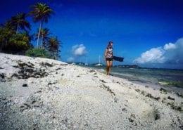 Backpacking in the Caribbean
