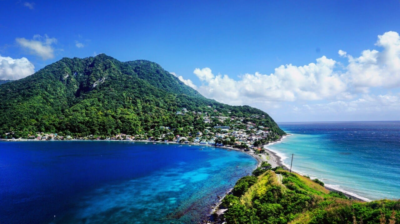 Caribbean islands budget travel