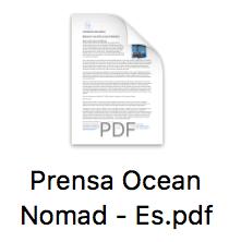 Ocean Nomad - Como hacer Barcostop en el Atlantico