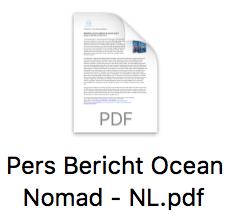 Ocean Nomad Pers Bericht