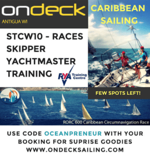 caribbean sailing school