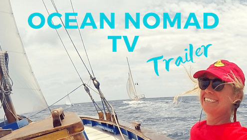 sailing youtube videos Ocean conservation influencer