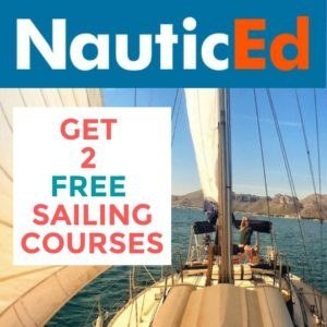get free sailing courses from nauticEd